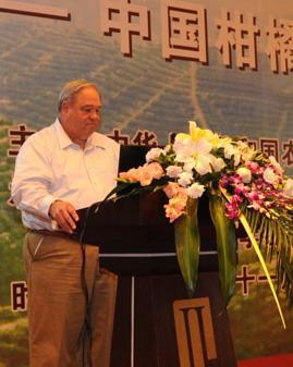 美国教授Allen Morris:全球柑橘生产现状及展望
