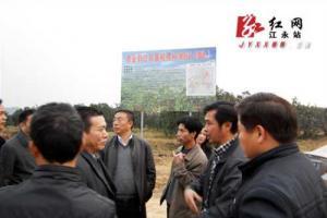 江永香柚标准园创建通过省级验收