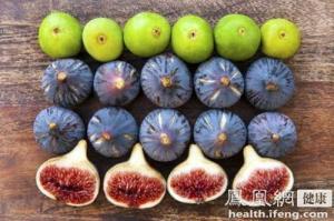 吃无花果 既治咽喉肿痛又助降血压