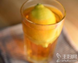 一颗柠檬茶的做法 怎样做一颗柠檬茶