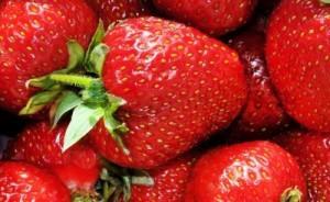 09-13年:草莓产量增长最快,中国水果产量增长世界第二